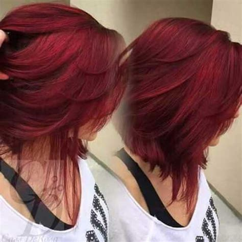 Colour Hairstyles by 20 Layered Hair Styles Hairstyles 2017