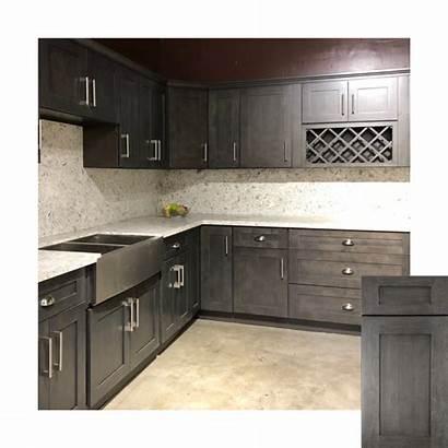 Kitchen Cabinets Prefinished Cabinet Shaker Espresso