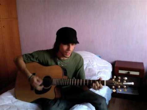 acoustic cover g 233 rald de palmas quot une seule vie
