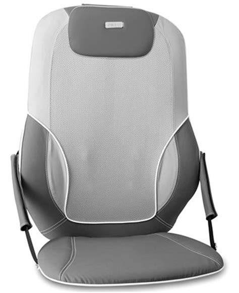 Homedics Chair Massager Mcs 510h by Homedics Mcs 510h Total Back And Shoulder Cushion Massager