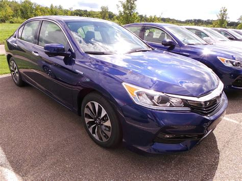 New 2017 Honda Accord Hybrid Ex-l 4dr Car In Erie #ho7961