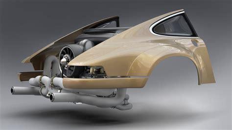 singer porsche williams engine singer and williams team up for 500 hp 9 000 rpm porsche