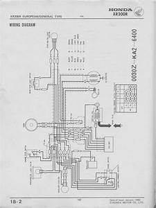 1982 Xr200rc Shop Manual  Workshop Manual   Crf80