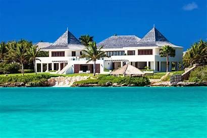 Bleu Anguilla Caribbean Luxury Beachfront Villa Property