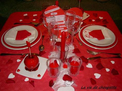 decorations de table valentin 192 voir