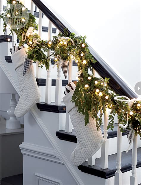 awesome christmas decorations 100 awesome stairs decoration ideas digsdigs