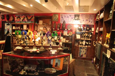 voodoo authentica  orleans shopping