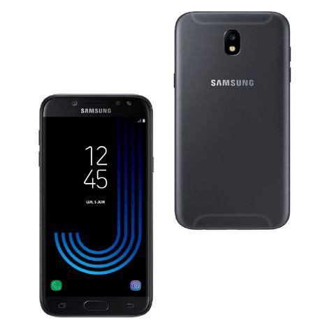 smartphone galaxy j5 2017 16 go 5 2 pouces noir samsung pas cher 224 prix auchan