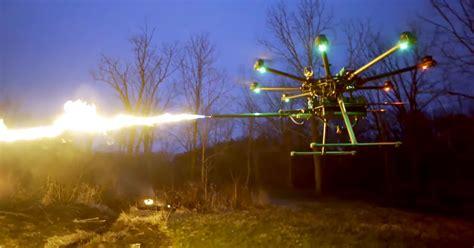 ready flamethrower drones      sale
