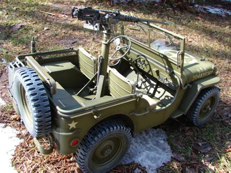 dragon jeep kit quick build  sixth division