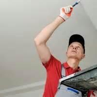 Lessiver Plafond Avant Peinture : pr parer le plafond avant de peindre ~ Premium-room.com Idées de Décoration