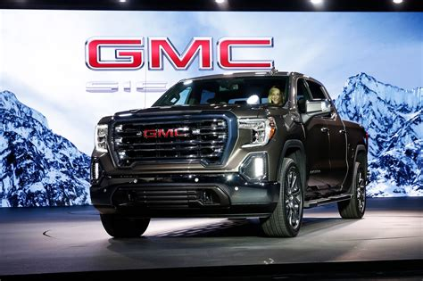 General Motors gears up to 'electrify' GMC pickup trucks : electricvehicles