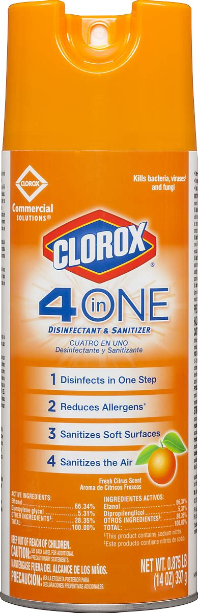 Disinfectant Spray | Air Sanitizer Spray | Clorox Professional