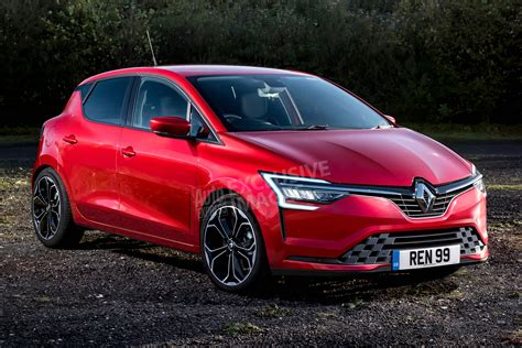 clio renault new renault clio reportedly coming to paris show diesels