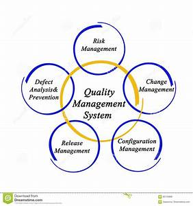 Quality Management System Stock Illustration  Illustration