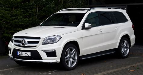 Marcedes Benz Gls : Mercedes-benz Gl-class