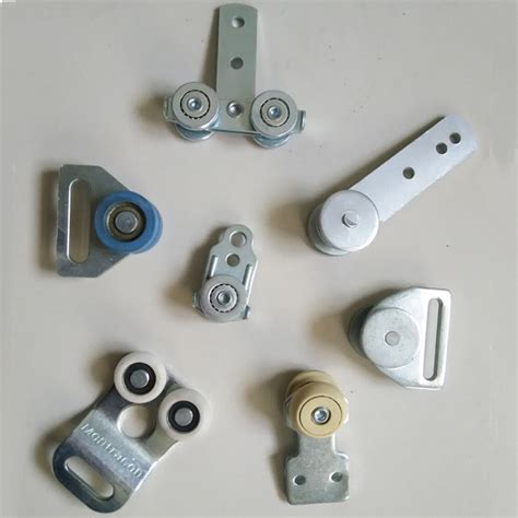 type 304 stainless steel chain china curtain sider van ball bearing pulley roller