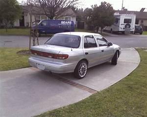 1997 Kia Sephia - Pictures