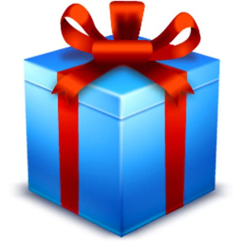Free Gift Png Transparent Images, Download Free Clip Art, Free Clip Art On Clipart Library