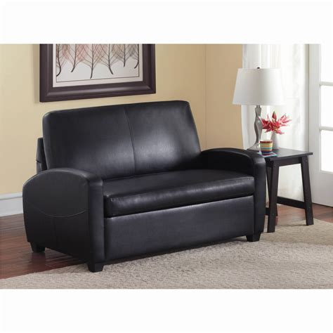 walmart furniture sofa bed sofa bed twin beautiful mainstays sofa sleeper black