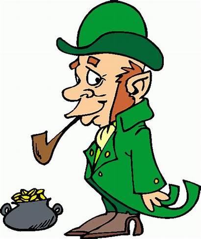 Leprechaun Clip Clipart Animated Irish Cliparts 2008