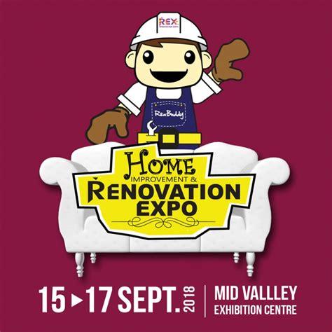 rex renovation expo 2018 rex home improvement renovation expo 2018