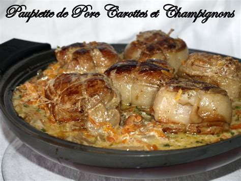 cuisiner des paupiettes de porc 28 images paupiettes