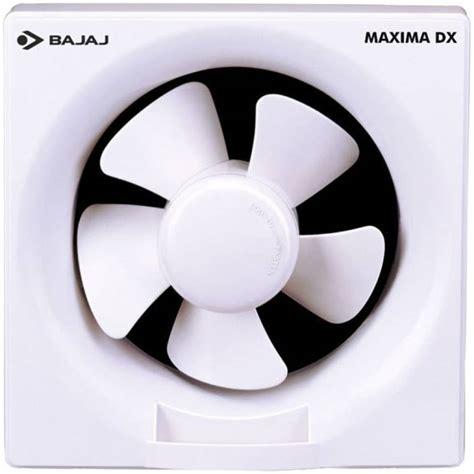Kitchen Exhaust Fan Price In Dubai by Bajaj Maxima Dxi 200 Mm 5 Blade Exhaust Fan Price In India