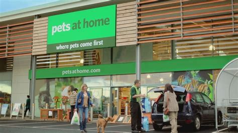 At Home Store : Pets At Home Q3 Revenue Hits £195.1 Million