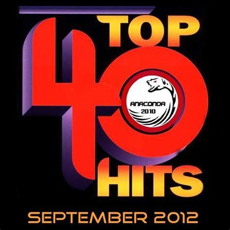 Top 40 Hits September  Mp3 Buy, Full Tracklist