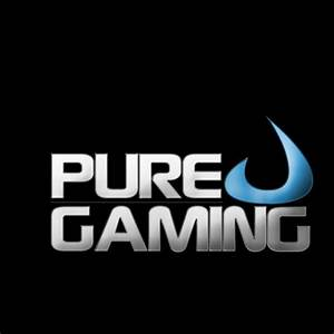 logo pure gaming by evernes on DeviantArt