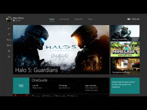 microsoft is finally rebuilding the xbox one dashboard for