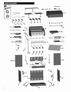 Gas Grill Ignitor Diagram  Troubleshooting Repairing And