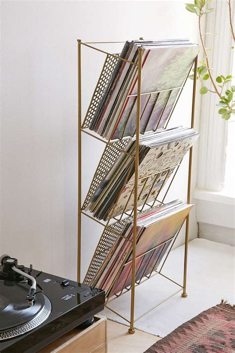 vinyl vintage storage simple and ways to your vinyl record collection 3289