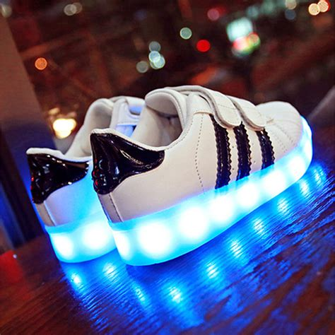 baby light up shoes led light up shoes trainers luminous sneakers children