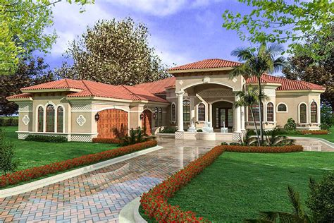 multiple private spaces aa architectural designs house plans