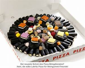 Geschenk Für Gastgeber : lakritz pizza capricciosa tolles geschenk f r lakritzfans ~ Sanjose-hotels-ca.com Haus und Dekorationen