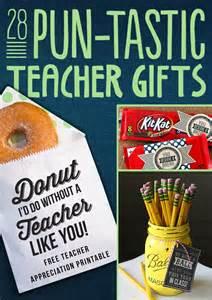 28 pun tastic teacher gifts improv artz