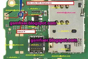 Nokia Asha 206 Charging Solution With Jumper