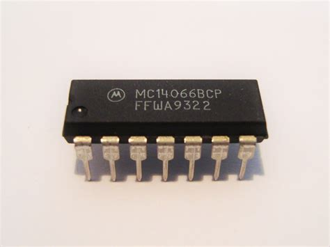 Mcbcp Integrated Circuit Time Travel Audio Vintage
