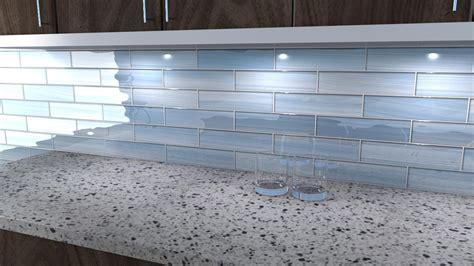 blue glass tile backsplash saura v dutt