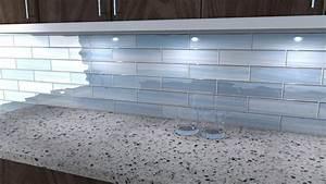 Perfect Blue Glass Tile Backsplash Saura V Dutt