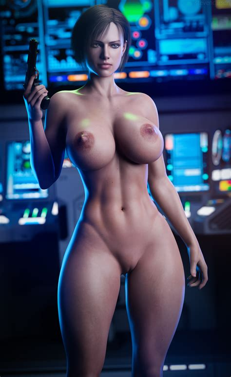 Rule Girls D Abs Absurdres Areolae Big Breasts