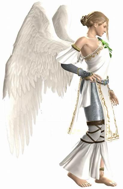 Angel Tekken Character Tag Tournament Desicomments Comic