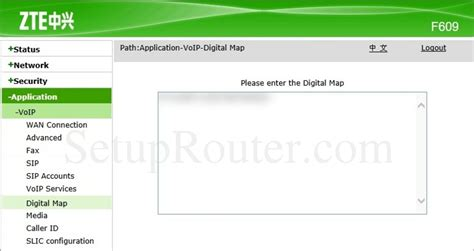 Here we are also provide reboot methods of zte routers. Zte User Interface Password For Zxhn F609 / ZTE ZXHN F609 ...