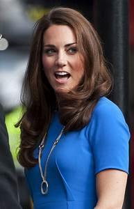 KATE MIDDLETON at The National Portrait Gallery in London ...  Kate
