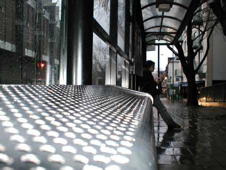 Defensive Architecture A War Against The Homeless The