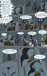 Valkyr Warframe Comic Feral Page 29 By JackieTeJackal On