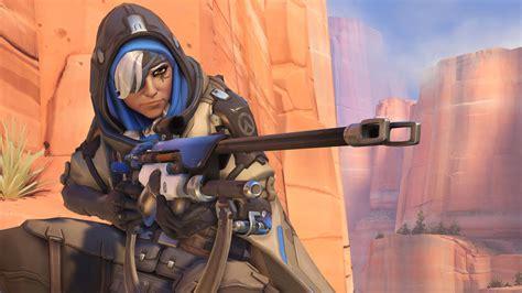overwatch hero revealed   healing sniper