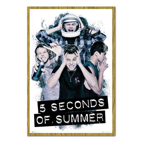 5 Seconds Of Summer 5sos Headache Poster Iposters